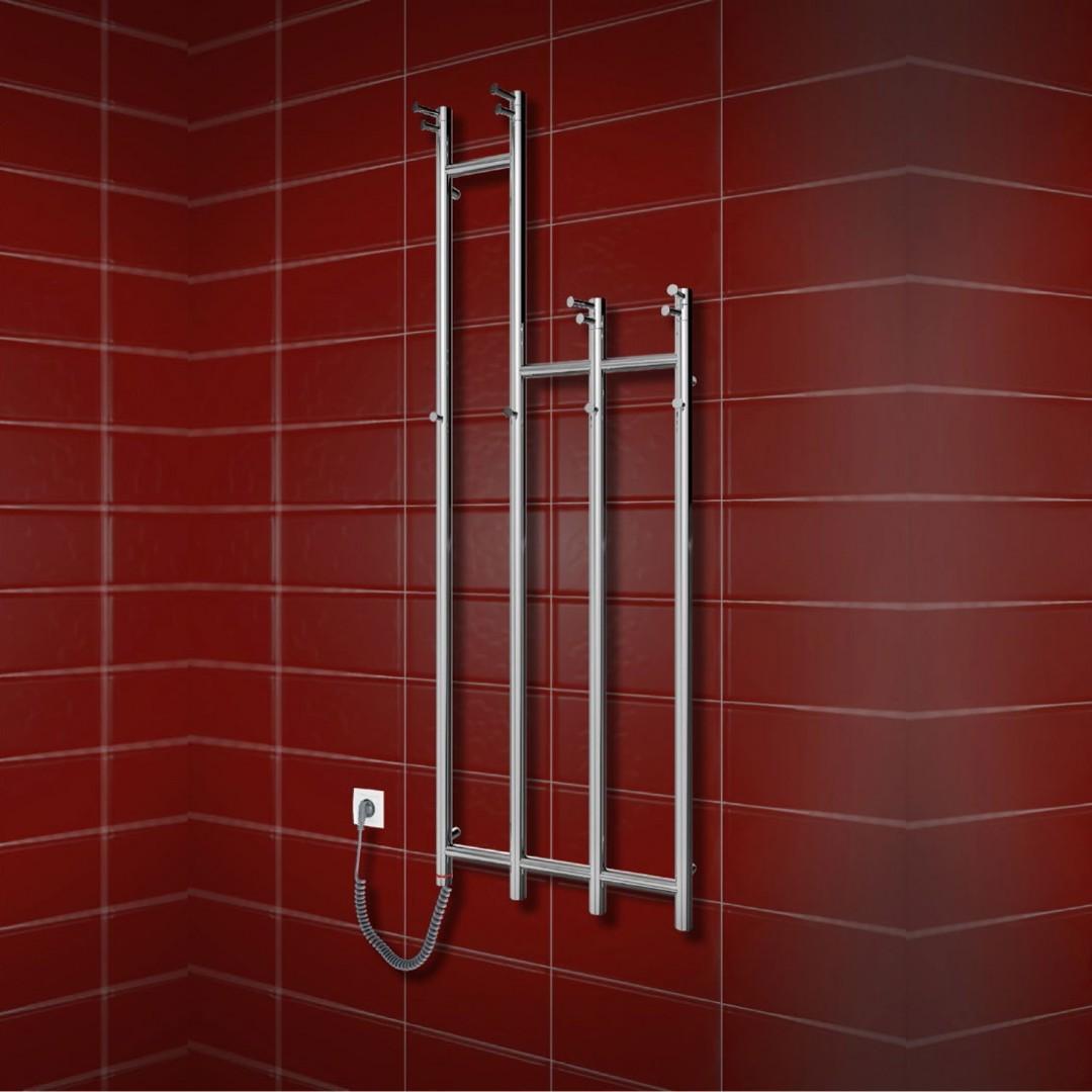 Энергосберегающие радиаторы для ванной отлично подходят для сушки полотенец